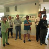 Listening to the history of North Point Lighthouse