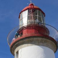 Robben Island Lighthouse detail