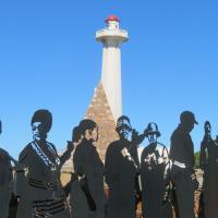 Donkin Hill Port Elizabeth Artwork