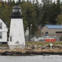 Prospect Harbor Light 2