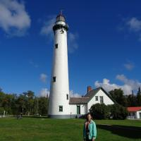 New Presque Isle Lighthouse and Judith