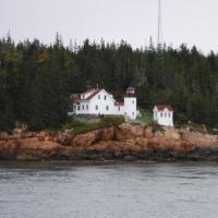 Bass Harbor Island Lighthouse