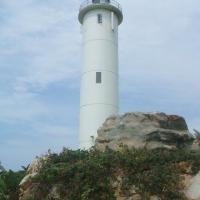 North Sands Bluff Lighthouse