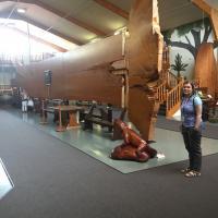 Kauri Museum and Cassandra