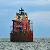 Sandy Point Shoal Lightouse