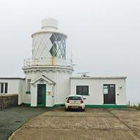 St Anns Head Low lighthouse.