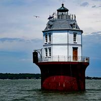 Baltimore Harbor Lightouse