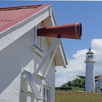 Tiritiri Matangi Lighthouse and Fog Horn