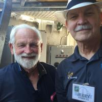 Last Lighthouse Keeper, Ray and Jerry