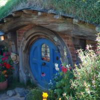 And another house at Hobbiton