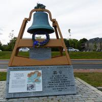 """New Bedford Lightship Memorial is """"a tribute to the heroes of the United States Lighthouse Service who gave their lives in service to fellow mariners."""""""