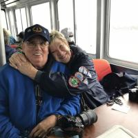 Bruce and Mary on Cruise