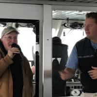 Jeremy and Zach from Bar Harbor Whale Watch Cruise