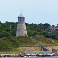 The Point Gammon Lighthouse has not been used as an aid to navigation for over 150 years