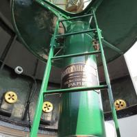 Lens mechanism at Split Rock.