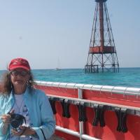 Holly and Sombrero Key Lighthouse