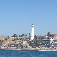 Tijuana Lighthouse from the Water