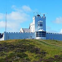 Great Orme Lighthouse - Lantern