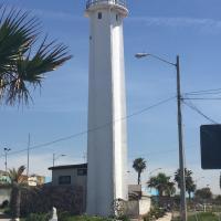 Tijuana Lighthouse from Land