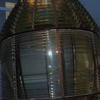 Sombrero Key 1st Orde4r Fresnel Lens at Key Wast Lighthouse Museum