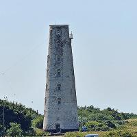 Poor Leasowe lighthouse, minus its lantern.