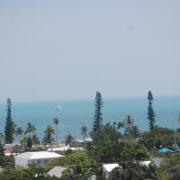 View from the top of Key West Lighthouse