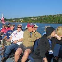 A PERFECT day for a cruise in the Apostle Islands.