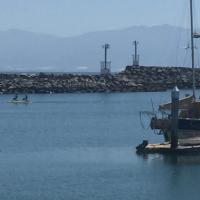 Punta Morro East and West Breakwater Lights