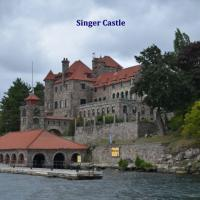 Secret passages and intricate architecture are hallmarks of Singer Castle