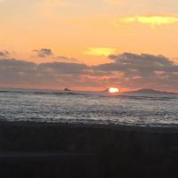 Another beautiful sunset at Ensenada Resort