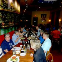 The Farewell Dinner in Fort Meyers