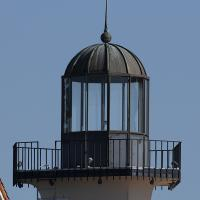 Ham's Lantern which is an aid to navigation in San Diego
