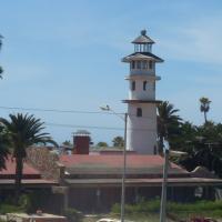 Cantamar Mexico FAUX Lighthouse
