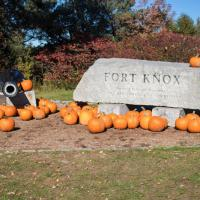 Fort Knox in October