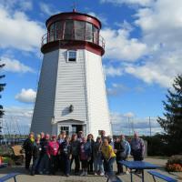 Group photo taken by Prescott Chamber of Commerce