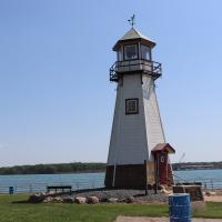 Mariners Memorial Lightouse