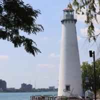 Milliken State Park Lighthouse