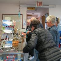 As always the gift shop was enjoyed by ALL