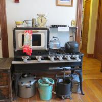 The kitchen (Sand Point) looks ready for a cook!