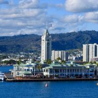 Aloha Tower by Day