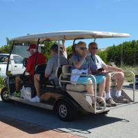 Getting around Bald Head Island