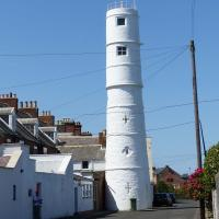 Blyth High Lighthouse.