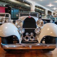 Car at Ford Museum