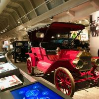 More cars at Ford Museum