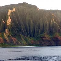 Beautiful Coast of Kauai