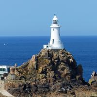 The Corbiere Lighthouse definitely made the trip to Jersey worthwhile.