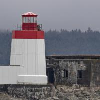 Courtenay Bay Breakwater Light