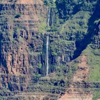 Falls in the Waimea Canyon