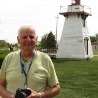Glen at Kingsville Lighthouse