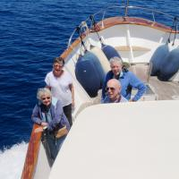 Darlene, Bob, Janet and Tom